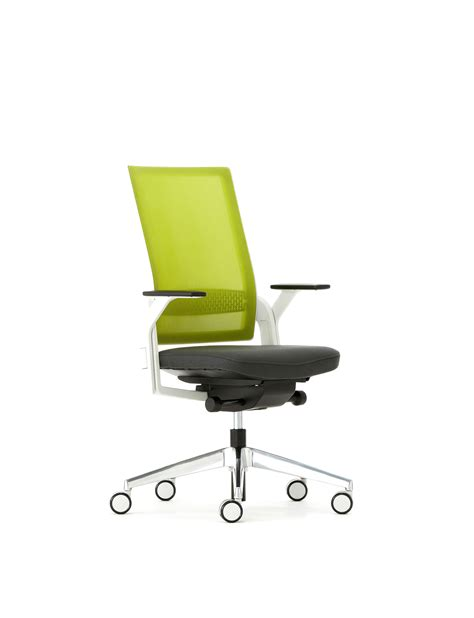green lime white stylish desk chair ambience dor 233