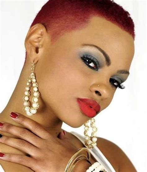 20 best of short haircuts for african women