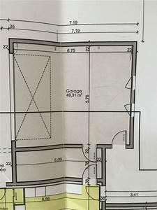 Hauteur Porte De Garage : garage bac acier toit plat porte garage passe pas ~ Melissatoandfro.com Idées de Décoration