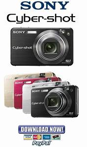 Sony Cybershot Dsc W170   W150 Service Manual  U0026 Repair Guides