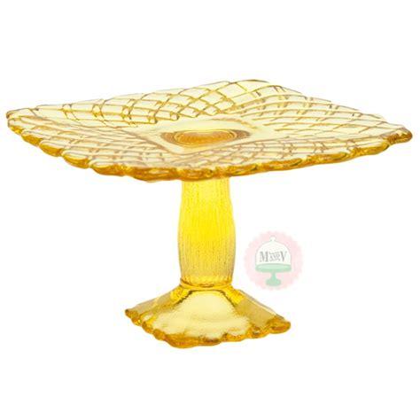 "8"" Lemon Trellis Cake Stand  Cake Stands Categories"