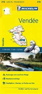 Michelin Karten Frankreich : michelinkarte 316 vendee ~ Jslefanu.com Haus und Dekorationen