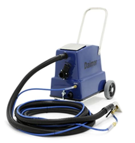 Renting A Steam Cleaner For Upholstery by Daimer Debuts Carpet Cleaners For Car Rental Industry