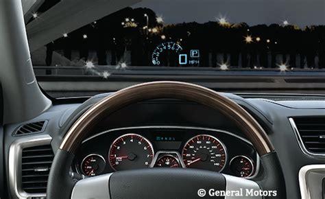 high tech windshields  heads  display hud