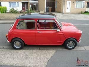 Morris Mini 1964 Cooper S Rep