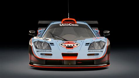 Ladies and gentlemen alike, get ready to rumble (and it's okay to cry at the. McLaren reveals pristine '25R' F1 GTR   CAR Magazine