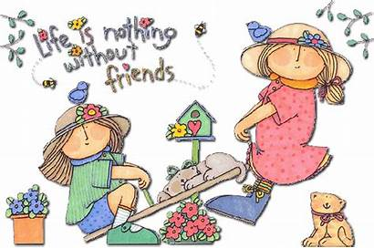 Friends Nothing Without