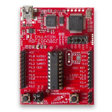 MSP430G2553 LaunchPad (MSP-EXP430G2)