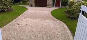 Faire Une Allée Carrossable : emejing allee de jardin en beton images ~ Premium-room.com Idées de Décoration