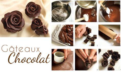faire des decor en chocolat recette chocolat plastique comme une p 226 te 224 sucre