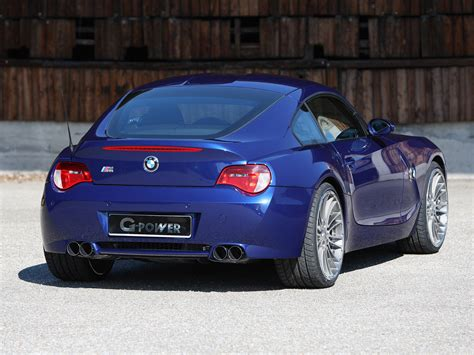 Bmw Z4 Coupe V10 by Car In Pictures Car Photo Gallery 187 G Power Bmw Z4 M E85