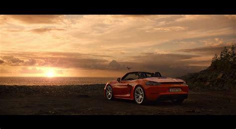 All New Porsche 718 Boxster Launch At Behbahani Motors