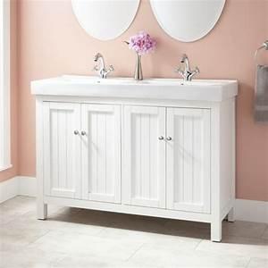 Vanity ideas stunning 48 double sink vanity 50 inch for 50 inch double sink bathroom vanity