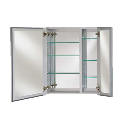 Afina Medicine Cabinet Deals by Afina Broadway 28 Quot Wall Mount Mirrored Medicine Cabinet