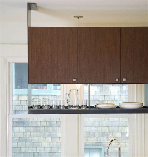 Hanging Kitchen Cabinets by Creative Ways To Use Hanging Storage In Your Kitchen
