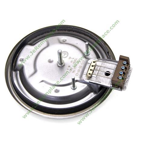 electrolux aeg plaque chauffante 1500w 145mm 1500w plaque de cuisson