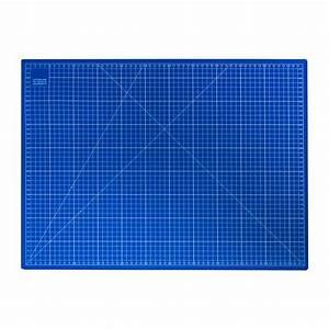 tapis de decoupe bleu 60x45 cm pas cher tissus price With tapis de découpe couture