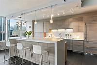 magnificent modern kitchen plan Stone City Design: Modern West Loop Condo - Stone City Kitchen & Bath Design