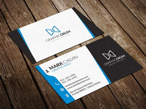 Free Creative Business Card