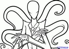 slender man coloring pages Slender Man Coloring Pages   Erieairfair slender man coloring pages