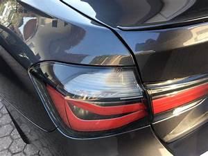 Bmw F30 Black Line Lci Tail Light Just Retrofitted