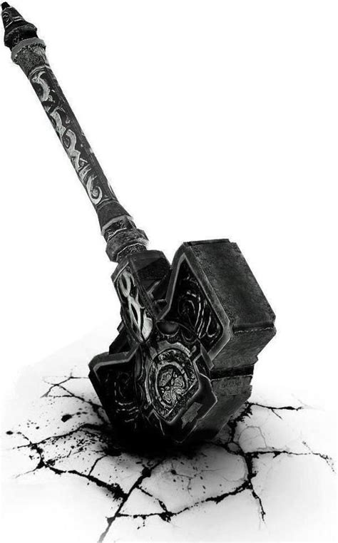 mjolnir this is the war hammer of thor the god of