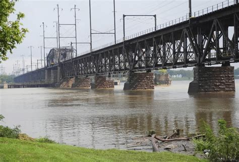 Tugboat Hits Bridge by Amtrak S Susquehanna River Bridge Deemed Safe After