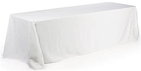trade show table covers amazon these cheap table skirts online feature rounded corners