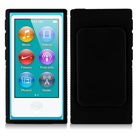 ipod nano generationen new tpu belt clip gel for apple ipod nano 7th generation cover shell ebay