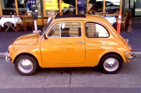 Fiat Of San Francisco 1970 fiat 500 the san francisco car