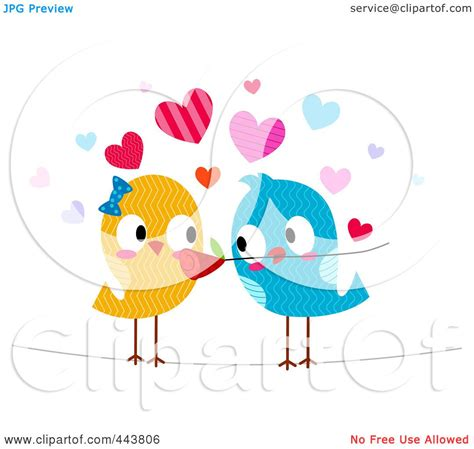 royalty  rf clip art illustration   romantic love