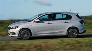 Fiat Tipo 1 6 Multijet 120 Lounge  2016  Review