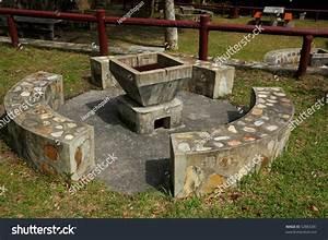 Barbecue Site Stock Photo 52883281 : Shutterstock