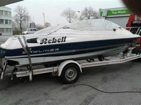 Motorboot Zulassung by Verkaufe Motorboot Bayliner Capri In Weilheim Motorboote