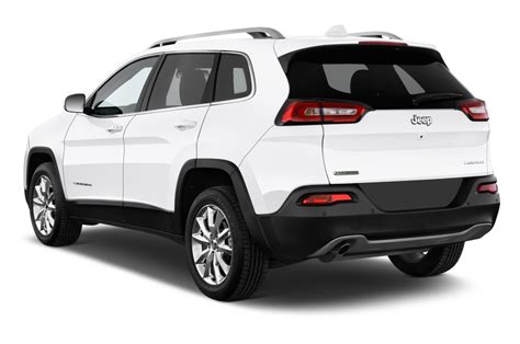 2016 Jeep Cherokee Reviews And Rating Motor Trend
