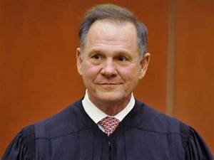 Roy Moore orders ban on same-sex marriage licenses