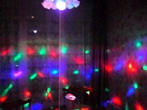 Ampoule Boule à Facette : ampoule boule a facette disco youtube ~ Teatrodelosmanantiales.com Idées de Décoration