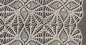 Crocheted Pineapple Square Motif Pattern