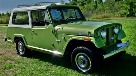 commando jeep jeepster commando