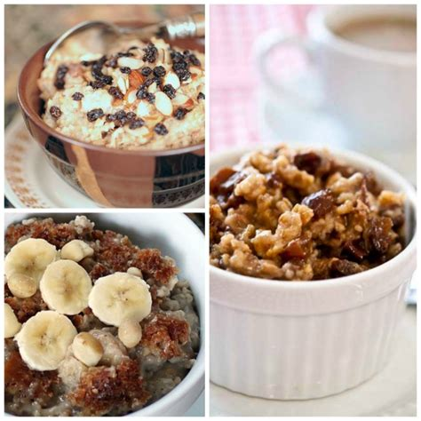 slow cooker overnight oatmeal recipes slowcookerfromscratch collection