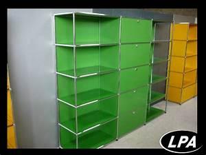 meuble usm haller mobilier design mobilier de bureau lpa With meuble usm haller