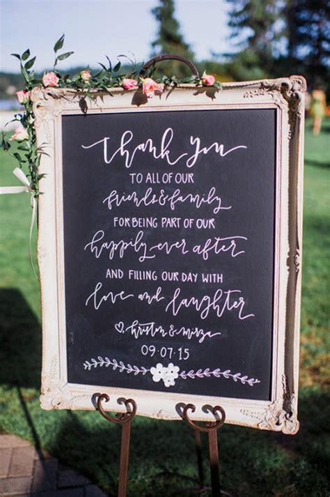 great wedding sign ideas  inspire  big day