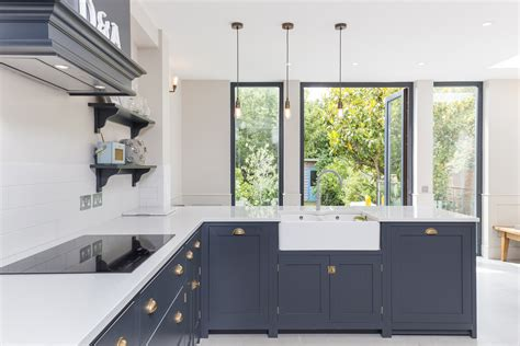 kitchen light fittings factorylux  south london project