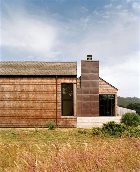 Sea Ranch Residence  Contemporary  Exterior San