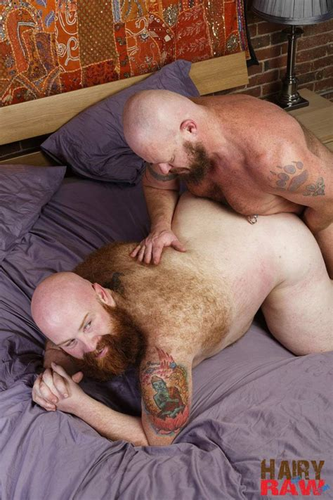 Gruff Hunter And Tate Taylor At Hairy And Raw Gaydemon