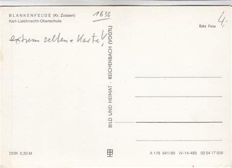 alte ansichtskarten postkarten antik falkensee