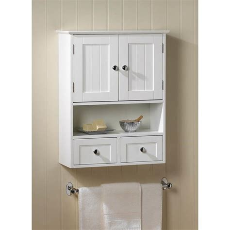 shop olympia white wall mounted display cabinet