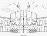 Coloring Pages Ramadan Decorations Al Mosque Religious Islamic Colouring Activity Theme Activities Coloringpagesfortoddlers sketch template
