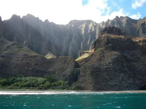 Napali Coast Boat Tours Winter by Napali Coast View From The Boat Picture Of Na Pali Coast