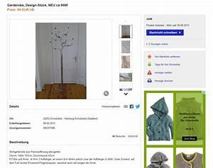 Garderobe Ebay Kleinanzeigen : sidse werner f r fritz hansen garderobenst nder garderobe coat tree serie 9 70er ebay ~ Orissabook.com Haus und Dekorationen